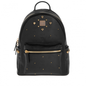 2c97f9418e MCM Odeon Small Black Backpack