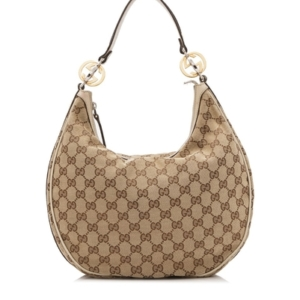 90e45b51f6 Gucci Twin GG Large Hobo Bag