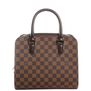 8b31896d5e Louis Vuitton Triana Damier Ebene Tote Bag